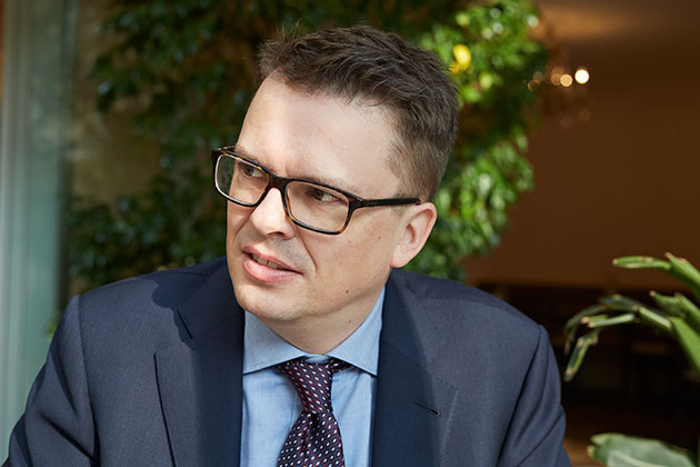 Dr. iur. Tobias Sedlmeier